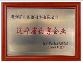 辽宁省优秀企业